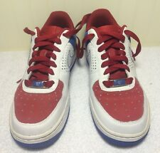 Nike Air AF1  82 Shoes Boys U.S 4.5 Y UK 4 Red White Blue Americana Sneakers