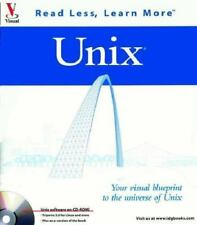 Unix: Your visual blueprint to the universe of Unix (Visual Read Less Learn M…