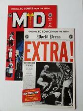 EC Comics Bundle - MD & EXTRA - Reprinted 50's - GC! Retro/1950s Fast Dispatch!