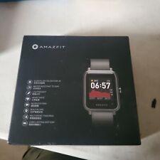 Amazfit Bip S Bluetooth Smartwatch Carbon Black A1821 -JCA0337