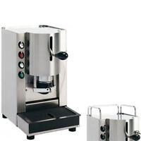 MACCHINA CAFFEA CIALDE CARTA 44MM SPINEL PINOCCHIO BASE ACCIAIO INOX + OMAGGIO