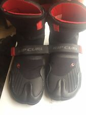 Ripcurl F-Bomb 3/5/7 Booties Men's Size 7
