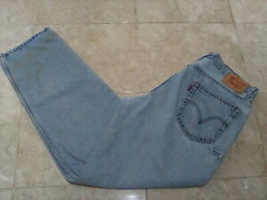 LEVI'S 550 Relaxed MOM Boyfit Jeans ,size 18 UK , 36W 32L