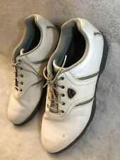 Callaway Men's Golf Shoes Size 10 1/2 Chev18 Comfort White Softspike M226-01