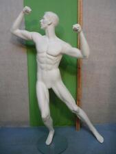 Mannequin de vitrine poupée mannequin homme 6702 man sportif POLYFORM