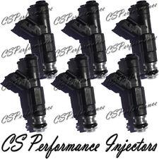 OEM Bosch Fuel Injectors Set (6) 0280155784 Upgrade for Jeep 1999-2004 4.0L I6