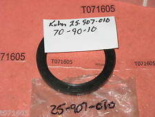 Genuine KUHN mfg 25.907.010, 25907010 oil seal double lip implement 70x90x10 NOS