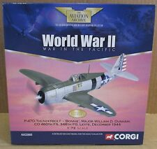 "Corgi P-47D Thunderbolt ""Bonnie"" William D. Dunham 460th FS/348th FG Leyte 1:72"