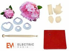 FMM Peony Cutter Set For Cake Icing Sugarcraft Decorating - Everything You Need