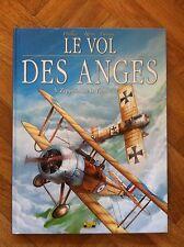 LE VOL DES ANGES 3 ZEPPELIN SUR LA TAMISE  WALLACE/RIVERA/CANIAUX EO TBE(C14)