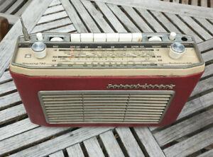 Kofferradio Schaub Lorenz Touring T60 Antik Museum Sammlerstück Rarität