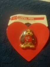 Lapel Pin ...be My Valentine