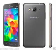 Teléfonos móviles libres grises de cuatro núcleos con 8 GB de almacenaje