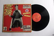 JOE CARRASCO Mil Gracias A Todos LP Stiff SEEZ-28 UK 1980 VG++ W/ PRESS KIT 8B