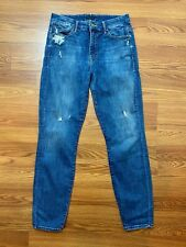 Mother High Waisted Looker in Rough It Up Size 29