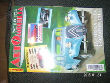 Automobilia n°18 Citroen 11 CV Commerciale Peugeot 402 Talbot champion Rally