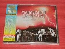 MAHAVISHNU ORCHESTRA WITH JOHN MCLAUGHLIN The Lost Trident Sessions JAPAN CD