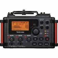 More details for tascam dr-60d mk2 4 channel portable digital recorder for dslr cameras dr60dmk2