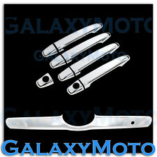 07-10 Toyota Camry Triple Chrome 4 Door Handle+Tailgate Liftgate Trunk Cover