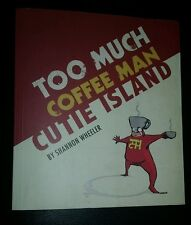 Too Much Coffee Man Cutie Island TPB (2012 Boom) #1 fine trade paperback book