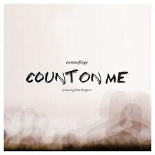 PETER CAMOUFLAGE/HEPPNER - COUNT ON ME  CD SINGLE NEU