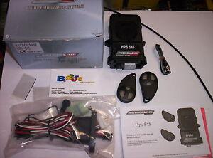Alarme Système Antivol Électronique patrol line HPS 545 N Kawasaki W 800 VN 900