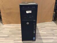 HP Z210 Workstation Core i3 2120 3.30GHz 4GB 1TB DVD-RW PC Computer