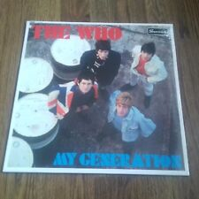 THE WHO - MY GENERATION 180g LP NEW SEALED