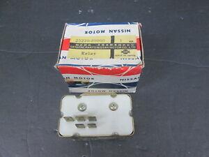 NOS  OEM Datsun Nissan Relay 25230-89966