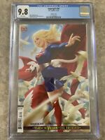 Supergirl #34 Derrick Chew Cover CGC 9.8 DC Comics Superman Fast Shipping