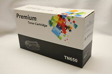 2 Pack TN650 High Yield Compatible Toner Cartridge For Brother TN620