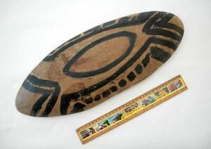 Old Vintage Australian Aboriginal Gulmari Shield from Cherbourg Mission QLD