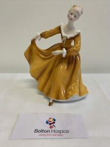 Royal Doulton Figurine Kirsty HN4783 2005 Bone China #1463