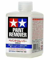 Tamiya Craft Tools 87183 Paint Remover (250ml) For Plastic Model Kit Free Ship