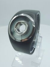 Philippe Starck PH1085 O-Ring men's watch solid stainless steel PH-1085 digital