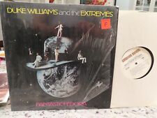 TOP COPY DUKE WILLIAMS AND THE EXTREMES Fantastic Fedora LP NM- SHRINK WRAP