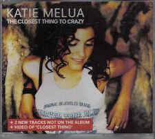 Katie Melua-The Closest Thing To Crazy cd maxi single incl video