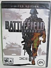 Limited Edition Battlefield: Bad Company 2 (PC, 2010)