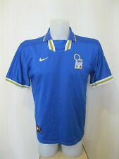 Italy national team 1996/1997 home Sz L Nike shirt jersey maillot Italia soccer