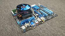 B7M0AC373815 Asus F1A75-V Pro AMD A8-3850 2.9GHz 8GB RAM Motherboard w/Heatsink