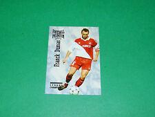 FRANCK DUMAS FOOTBALL CARD PREMIUM 1994-1995 AS MONACO ASM LOUIS II PANINI