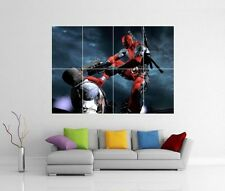 DEADPOOL Giant Wall Art Photo Print PICTURE POSTER J144
