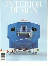 INTERIOR DESIGN, 2013      NUMBER, 8      (   OUT THERE ! )