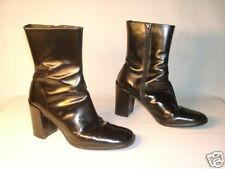 "CHARLES DAVID ..... ankle boots 3.5"" heel shoes Spain - combined S/H"