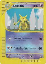 Sunken 106//144 CCG 385 Pokemon Skyridge Reverse Holo Sonnkern