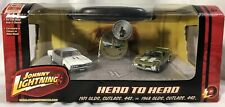 Johnny Lightning Limited Edition Head To Head ~ '71 Cutlass 442 vs '68 Cutlass