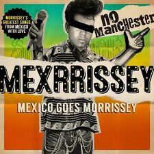 Mexrrissey - No Manchester [New CD]