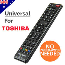 TOSHIBA Universal TV Remote Control Replacement For 3D HDTV LCD LED Smart TV
