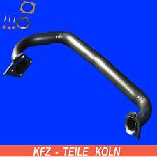 EDELSTAHL VW T3 1.6 TD ab Bj 1989 Hosenrohr / Hosenrohr +Set