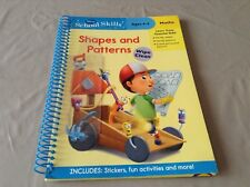 Disney School Skills: Handy Manny Shapes and Patterns by Parragon (Spiral bound,